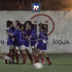 Los goles de Unión 6 - Deportivo Agua 0 (Apertura Femenino)
