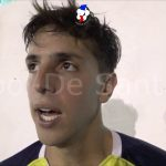 Mariano Boz (habló luego del empate de El Quillá ante Ferro DHO)
