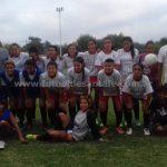 La Salle 4- Pucará 1 (Apertura Femenino, 2da fecha)