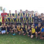 Náutico El Quilla 2 (2) - Sportivo Urquiza 2 (4). La crónica