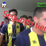 Argentino de Franck 0 - Náutico El Quillá 1 (Federal C, 4tos vuelta)