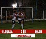 El clip de El Quillá - Colón de San Justo
