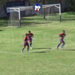 El gol de Franco Obregón, para el empate parcial de La Perla a Gimnasia en Reserva