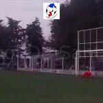 El gol de Jenaro Figueredo en 5ta de Unión de Santo Domingo