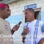 La visión de la derrota de Argentino de Franck, desde el banco