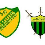 Los Canarios 4 - Loyola1 (Síntesis Femenino)