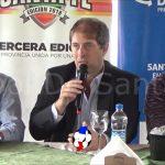 Conferencia presentación Copa Santa Fe en La Vuelta del Pirata