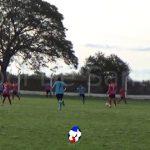 El gol de Central Helvecia ante El Pirata (Copa Santa Fe, vuelta)