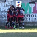 El gol de Kevin Olmedo, para la victora parcial de Newell´s ante Gimnasia