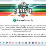 Se presenta la Copa Santa Fe 2018