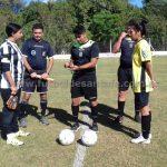 Los Canarios0 - Deportivo Santa Rosa 7 (Femenino)