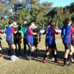 Defensores del Oeste 1 - Logia FF 3 (Femenino)