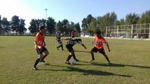 Unión de Santo Domingo 2 - Sportivo del Norte 3 (síntesis Reserva)