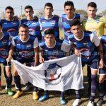 Cosmos FC1 -  Gimnasia 0 (Síntesis Reserva)