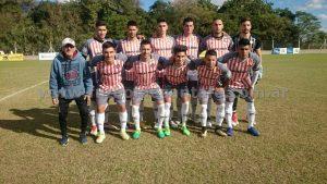 Cosmos FC 1 - Sanjustino 2 (Copa Santa Fe, vuelta)