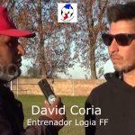 David Coria, analizó la derrota de Logia ante Unión