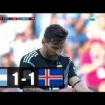 El compacto de Argentina 1 - Islandia 1