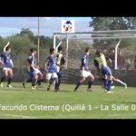 El primer gol de El Quillá a La Salle en Reserva