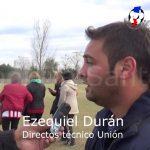 Ezequiel Durán, analizó el título de Unión en Femenino