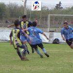 Federico Appendino ataja penal. Reserva El Quillá - Universidad