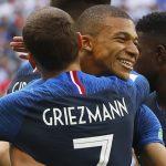 Argentina dejó su sueño mundialista, tras perder con Francia