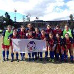 La Perladel Oeste 6 - Deportivo Agua 1 (Femenino)
