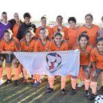 Las Flores  0 - C.C y D El Pozo 0 (Apertura femenino)