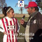 Paula Mansilla, la figura de Unión - Logia FF