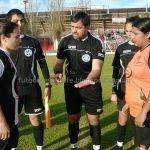 Programación y árbitros Copa Santa Fe (3ra fase -Ida)