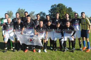 Juventud Unida (Laguna Paiva) 0 - Unión de Santo Domingo 2 (Síntesis de primera)