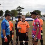 Barrio Reyes 1 - Polideportivo Videla 0