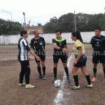 Deportivo Santa Rosa  5- C. C. y D. El Pozo 2 (Apertura Femenino)