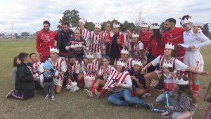Unión campéon del Apertura Femenino