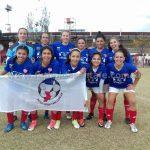 Unión 10 - Pucará 0 (Apertura Femenino)