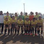 """Los Canarios2 - Santa Fe FC0 (Fecha 1, Clausura Alberto """"Tito"""" Castillo)"""