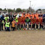 Defensores de Alto Verde 4 - Atlético Floresta 0. (Definición del campeonato Reserva Gladys Micucci)