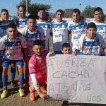 Deportivo Santa Rosa 2 -  Atenas 2 (la síntesis)