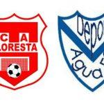 Atlético Floresta 1 - Deportivo Agua FC3 (La síntesis)