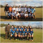 Deportivo Santa Rosa 2- Nuevo Horizonte 0 (Reserva Femenino)