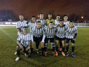 Juventud (Esperanza) 3 - Unión de Santo Domingo 1 ( síntesis Reserva)