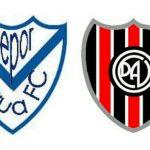 Deportivo Agua FC 1 -  Defensores de Alto Verde1 (la síntesis)