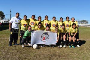 Los Canarios1 - Pucará 0 (Clausura Alberto