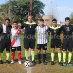 Unión de Santo Domingo 0 - Libertad de Nelson2 (Síntesis Primera)