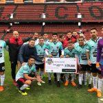 Se jugaron los 8vos de final en Copa Santa Fe 2018 (sólo resta Rafaela - Sastre)