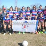 """Defensores del Oeste 2 - Unión 0 (Clausura Alberto """"Tito"""" Castillo"""