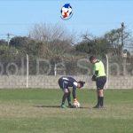 El gol de Soledad Gutiérrez (parcial Logia FF 1 - Las Flores II 0)