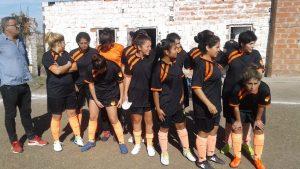 Las Flores II 0 - Defensores del Oeste 3 (Fecha 1, Clausura Alberto