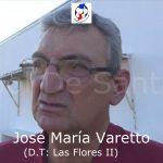 """""""Pancho"""" Varetto analizó el Apertura de Las Flores y dejó la duda sobre su continuidad"""