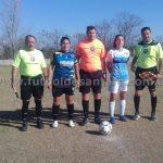 "Universidad 0 - Logia FF1 (Fecha 1, Clausura Alberto ""Tito"" Castillo"