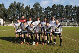 Unión de Santo Domingo 1 - Atlético Pilar 2 (Primera)